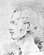 Zygmunt Krasiński - rys C.K. Norwid